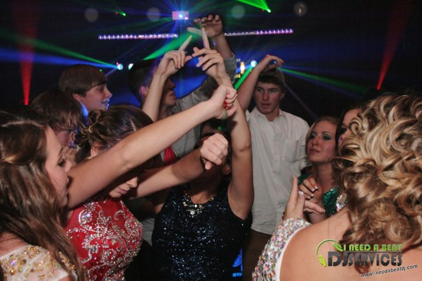 Clinch County High School Homecoming Dance 2014 Mobile DJ Services (118)