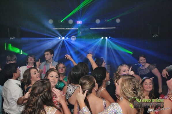 Clinch County High School Homecoming Dance 2014 Mobile DJ Services (129)