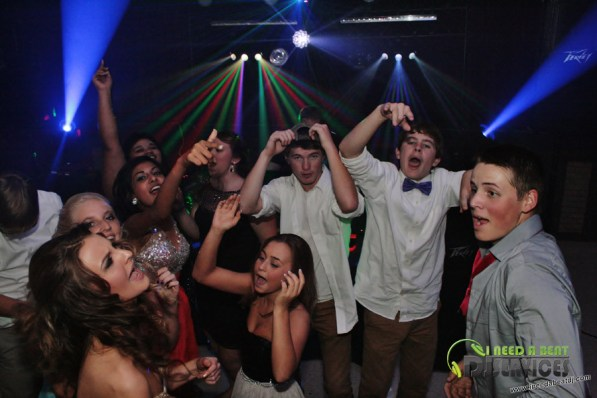 Clinch County High School Homecoming Dance 2014 Mobile DJ Services (162)