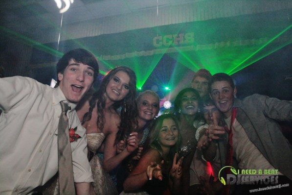 Clinch County High School Homecoming Dance 2014 Mobile DJ Services (166)