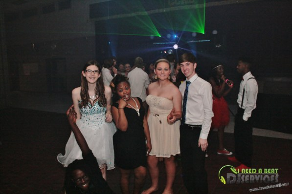 Clinch County High School Homecoming Dance 2014 Mobile DJ Services (177)