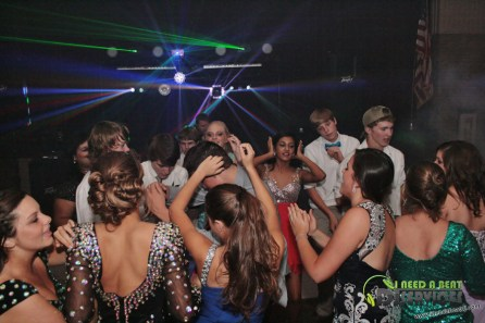 Clinch County High School Homecoming Dance 2014 Mobile DJ Services (180)