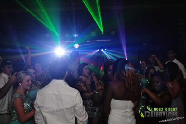 Clinch County High School Homecoming Dance 2014 Mobile DJ Services (188)