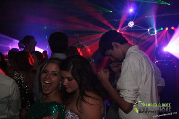 Clinch County High School Homecoming Dance 2014 Mobile DJ Services (195)