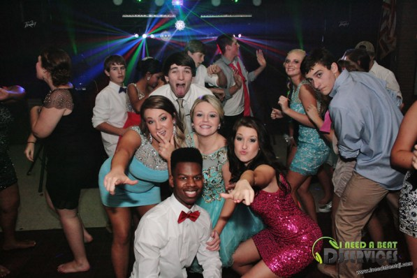 Clinch County High School Homecoming Dance 2014 Mobile DJ Services (217)