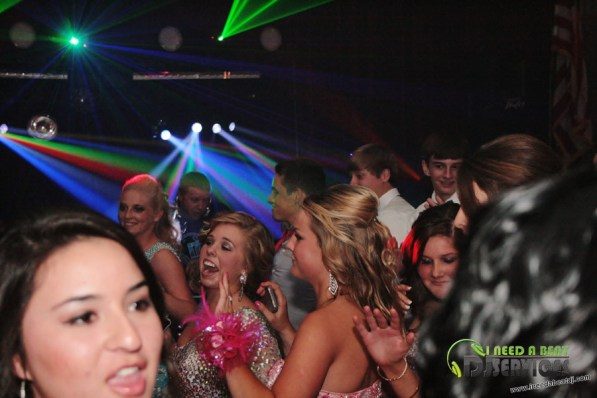 Clinch County High School Homecoming Dance 2014 Mobile DJ Services (53)