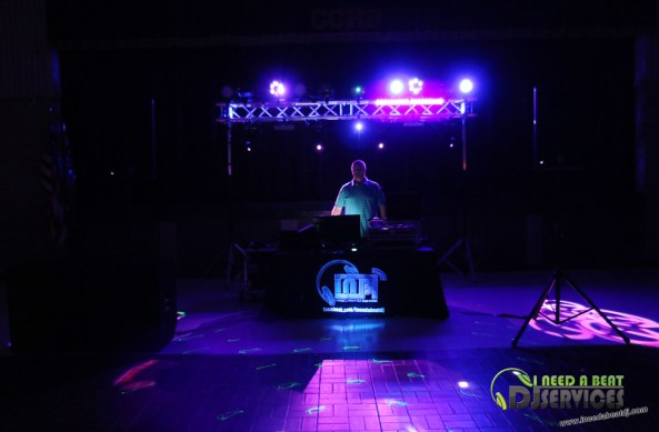 Clinch County High School Homecoming Dance 2015 School Dance DJ (1)