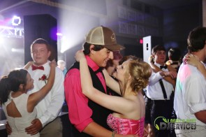 Clinch County High School Homecoming Dance 2015 School Dance DJ (102)