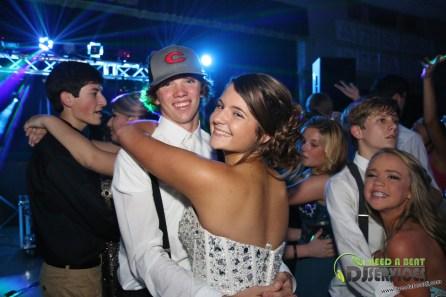 Clinch County High School Homecoming Dance 2015 School Dance DJ (115)