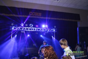 Clinch County High School Homecoming Dance 2015 School Dance DJ (123)