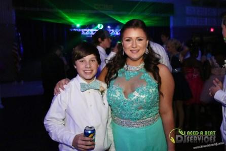 Clinch County High School Homecoming Dance 2015 School Dance DJ (142)