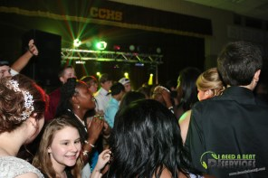 Clinch County High School Homecoming Dance 2015 School Dance DJ (17)