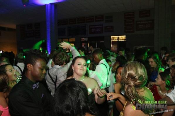 Clinch County High School Homecoming Dance 2015 School Dance DJ (175)