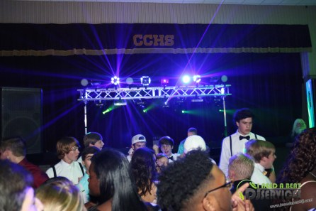 Clinch County High School Homecoming Dance 2015 School Dance DJ (21)