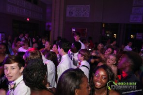 Clinch County High School Homecoming Dance 2015 School Dance DJ (25)
