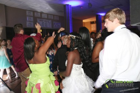 Clinch County High School Homecoming Dance 2015 School Dance DJ (37)