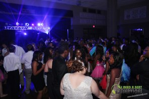Clinch County High School Homecoming Dance 2015 School Dance DJ (54)