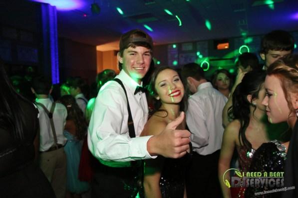 Clinch County High School Homecoming Dance 2015 School Dance DJ (85)