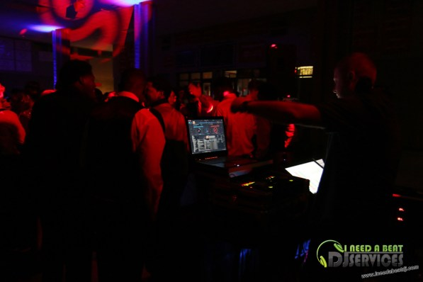 Clinch County High School Homecoming Dance 2015 School Dance DJ (96)