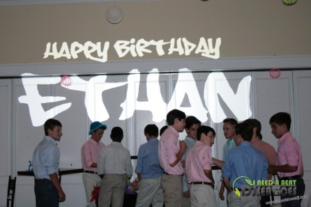 Ethan Strickland 14th Birthday Party Mobile DJ (11)