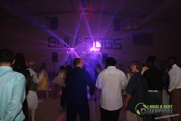 Lanier County High School Homecoming Dance DJ Services (12)