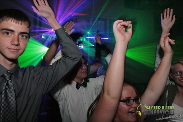Lanier County High School Homecoming Dance DJ Services (32)