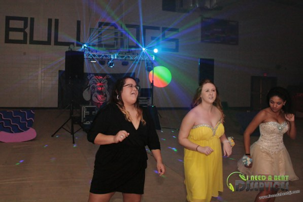 Lanier County High School Homecoming Dance DJ Services (9)