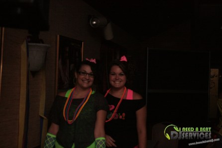 Mobile DJ Services Waycross Jaycees Rock The 80's Party (126)