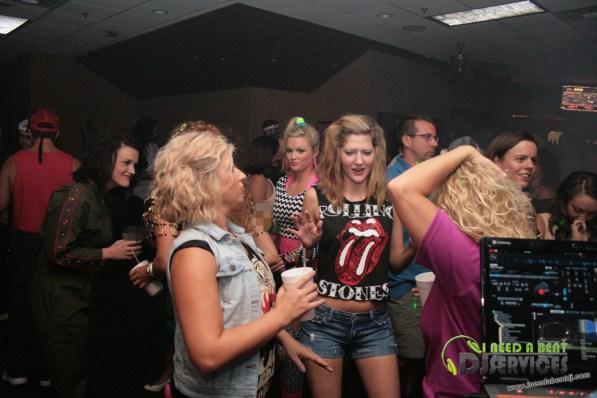 Mobile DJ Services Waycross Jaycees Rock The 80's Party (149)
