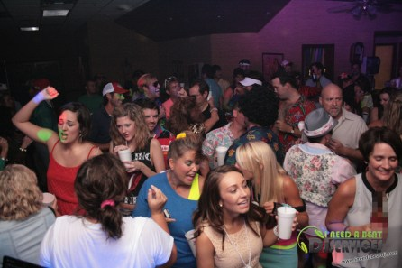 Mobile DJ Services Waycross Jaycees Rock The 80's Party (162)