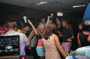 Mobile DJ Services Waycross Jaycees Rock The 80's Party (174)