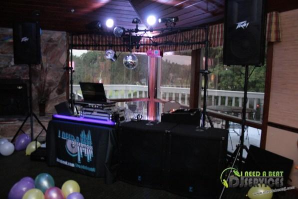 Mobile DJ Services Waycross Jaycees Rock The 80's Party (2)