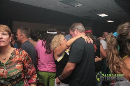 Mobile DJ Services Waycross Jaycees Rock The 80's Party (202)