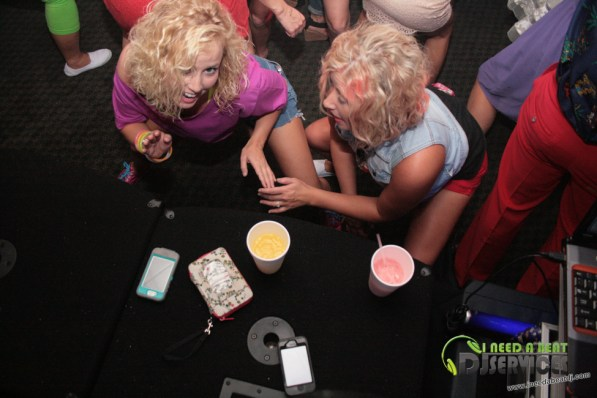 Mobile DJ Services Waycross Jaycees Rock The 80's Party (216)