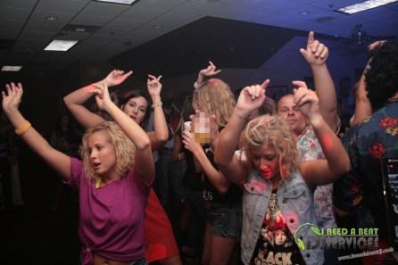 Mobile DJ Services Waycross Jaycees Rock The 80's Party (220)
