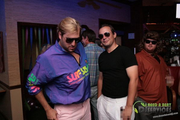 Mobile DJ Services Waycross Jaycees Rock The 80's Party (23)