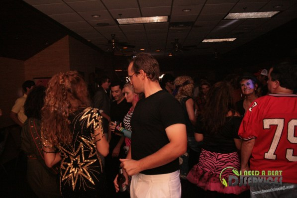 Mobile DJ Services Waycross Jaycees Rock The 80's Party (65)