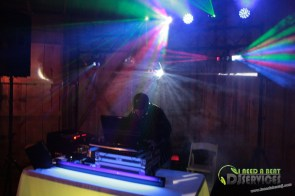 Tasha & Dalton Perry Wedding & Reception Twin Oaks Farms Mobile DJ Services (101)