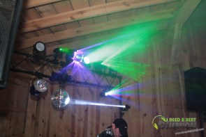 Tasha & Dalton Perry Wedding & Reception Twin Oaks Farms Mobile DJ Services (106)