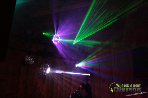 Tasha & Dalton Perry Wedding & Reception Twin Oaks Farms Mobile DJ Services (108)