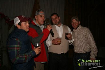 Tasha & Dalton Perry Wedding & Reception Twin Oaks Farms Mobile DJ Services (121)