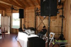 Tasha & Dalton Perry Wedding & Reception Twin Oaks Farms Mobile DJ Services (15)
