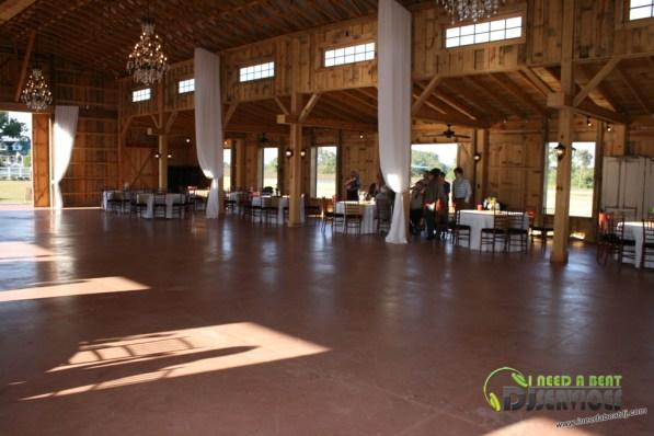 Tasha & Dalton Perry Wedding & Reception Twin Oaks Farms Mobile DJ Services (23)