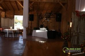 Tasha & Dalton Perry Wedding & Reception Twin Oaks Farms Mobile DJ Services (24)