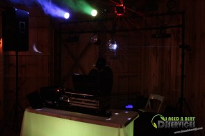 Tasha & Dalton Perry Wedding & Reception Twin Oaks Farms Mobile DJ Services (47)