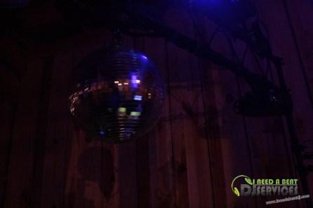 Tasha & Dalton Perry Wedding & Reception Twin Oaks Farms Mobile DJ Services (55)