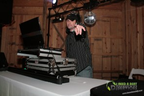 Tasha & Dalton Perry Wedding & Reception Twin Oaks Farms Mobile DJ Services (94)