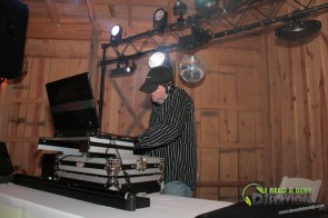 Tasha & Dalton Perry Wedding & Reception Twin Oaks Farms Mobile DJ Services (96)
