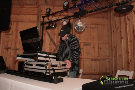 Tasha & Dalton Perry Wedding & Reception Twin Oaks Farms Mobile DJ Services (98)