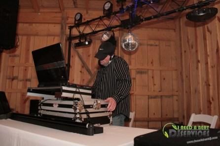 Tasha & Dalton Perry Wedding & Reception Twin Oaks Farms Mobile DJ Services (98)